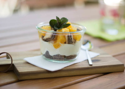 Kakao Waffel Jogurt Dessert-6383