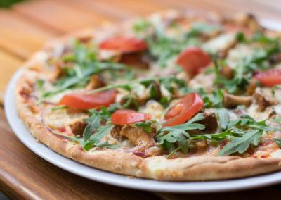 Eierschwammerl Pizza-9360